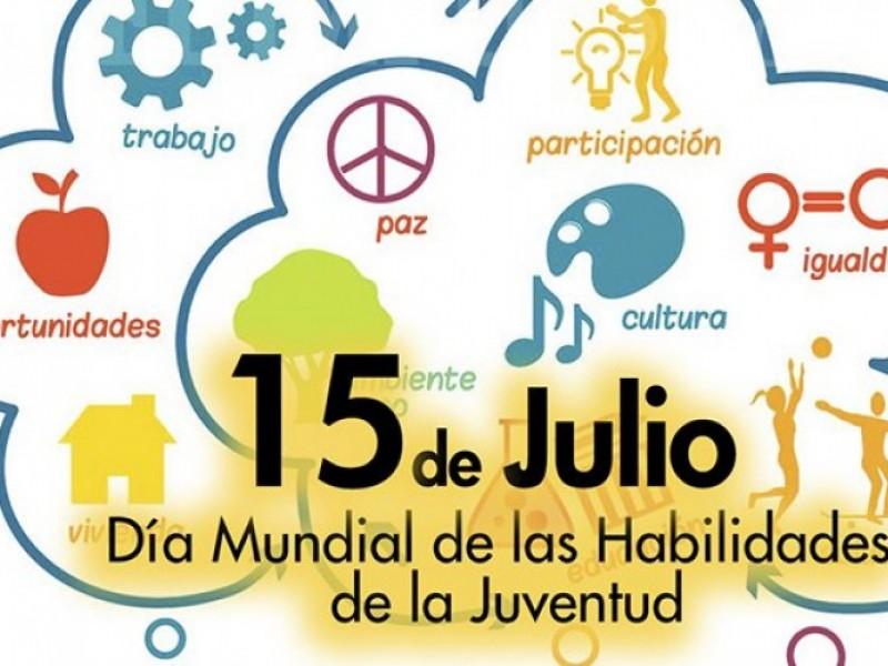 Hoy Día de las Habilidades de la Juventud