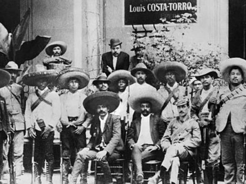 Hoy es el día de la Revolución Mexicana