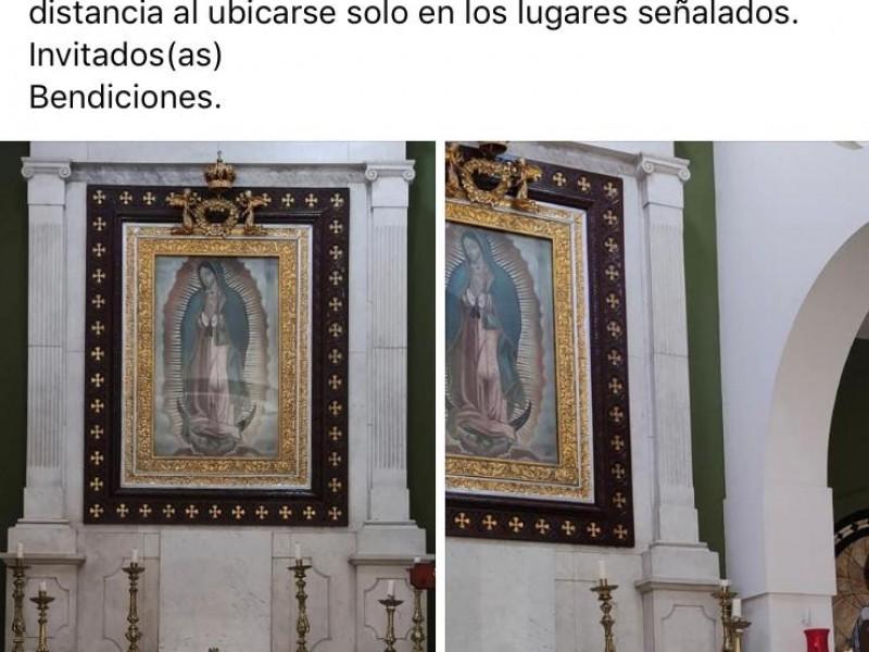 ¡Hoy! Reabren iglesias en Ciudad Obregón