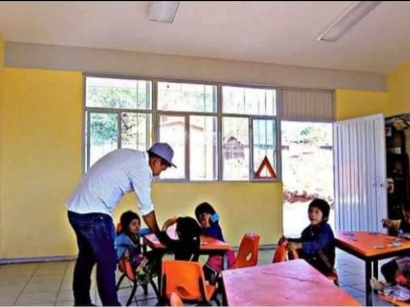 Hoy regresan a clases presenciales 33 escuelas de Nayarit