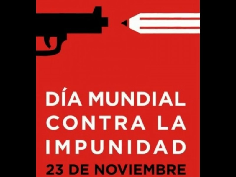 Hoy se celebra el día mundial contra la impunidad