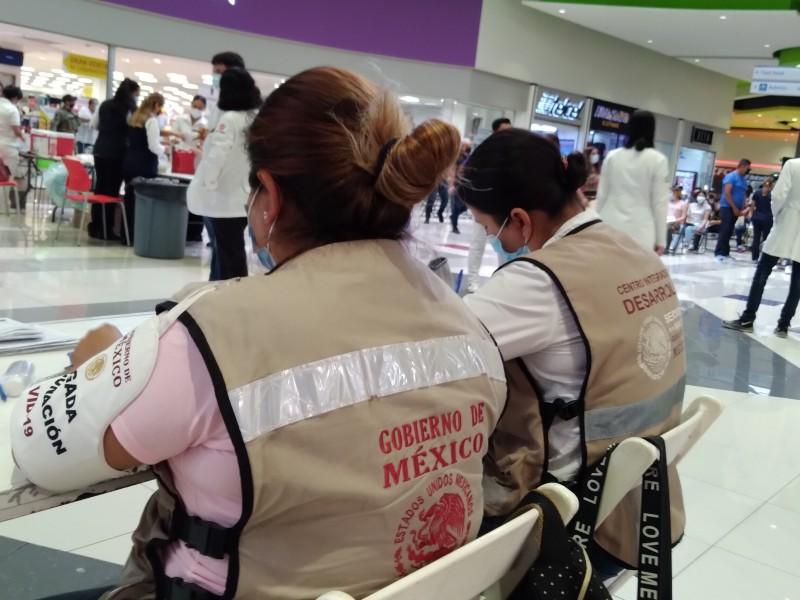Hoy se implementan las brigadas móviles de vacunación