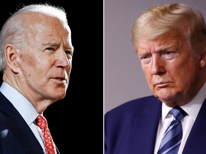 Hoy, segundo y último debate entre Trump y Biden