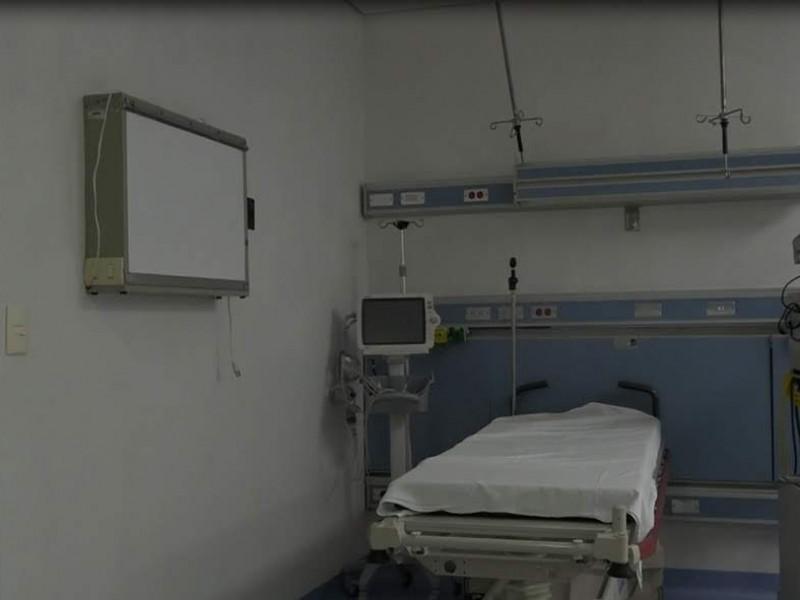 HRAEB registra disminución en demanda de camas para pacientes COVID-19