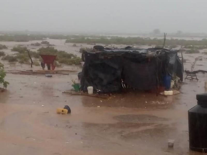 Declaran estado de emergencia en Huatabampo por