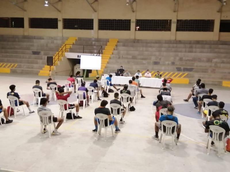 Huatabampo se prepara para el regreso de las ligas deportivas