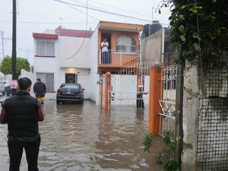 Huatusco y Emiliano Zapata afectados por las lluvias