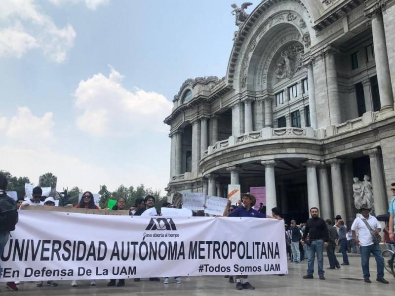 Huelga artificial en la UAM: rector unidad Iztapalapa