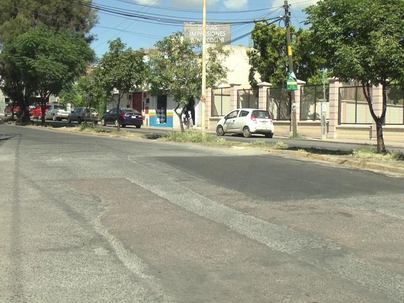 Hundimiento en Av. García Salinas es inevitable