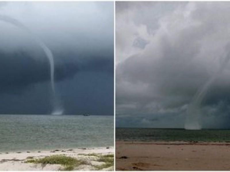 Huracán Delta empieza a tocar tierra de Quintana Roo: Gobernador