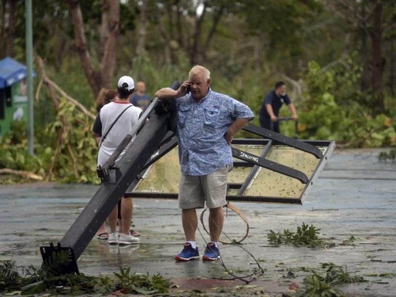 Huracán Delta recobra intensidad en el Golfo de México