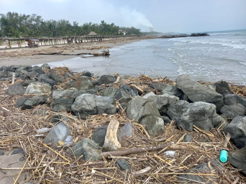 Huracanes aceleran la erosión costera