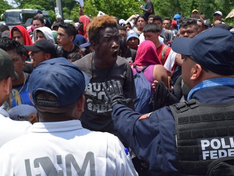 Huyen centroamericanos de autoridades migratorias