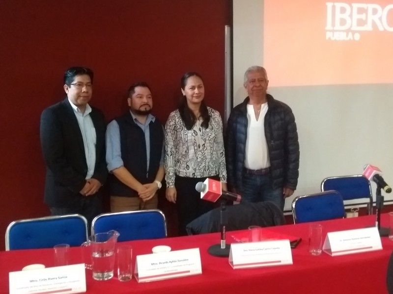Ibero Puebla promueve jornada para prevenir violencia masculina