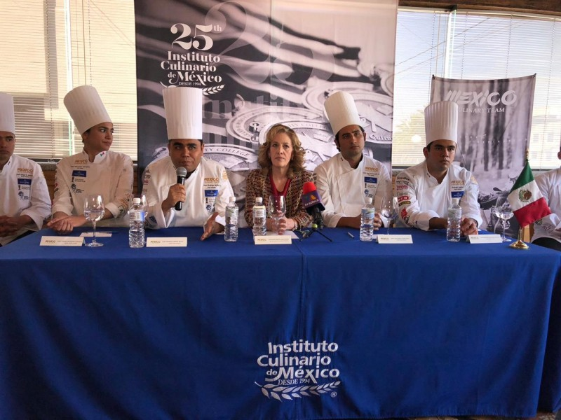 ICUM despide a Selección Olímpica de Artes Culinarias