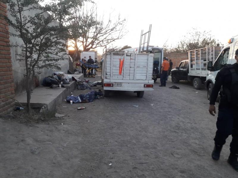 Identifican a 8 de 11 victimas en masacre de Tonalá