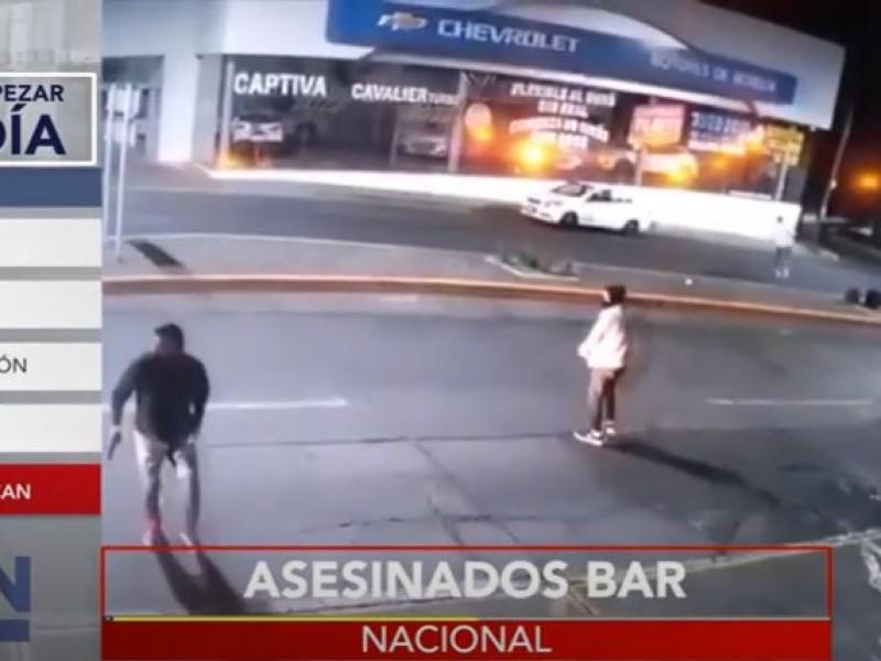 Identifican a las 6 personas asesinadas en bar de Morelia