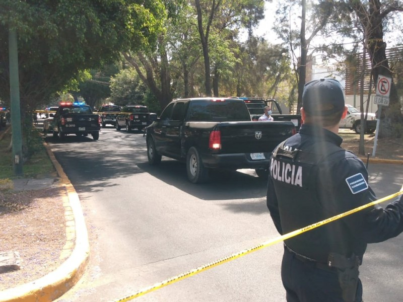 Identifican a pistoleros abatidos en Chapalita