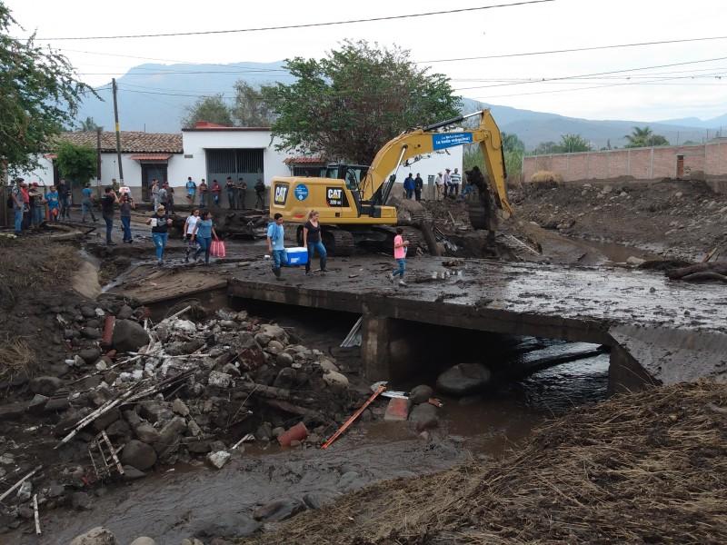 Identifican cuerpo de tercera víctima de inundaciones