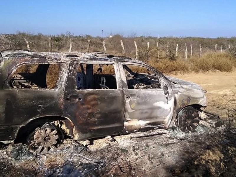 Identifican otros 3 cuerpos de los 19 calcinados en Tamaulipas