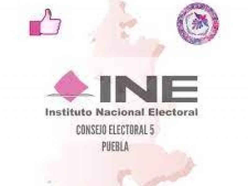 IEE pide apoyo de autoridades para elecciones del 2021