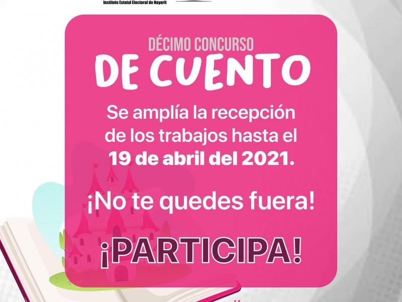IEEN hace un último llamado para participar en concursos cívicos