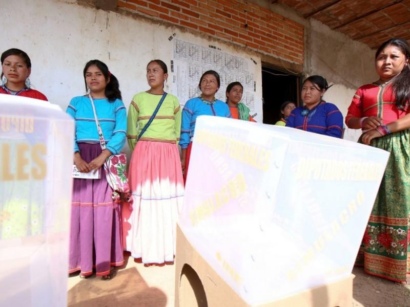 IEEN prepara material electoral en lenguas indígenas