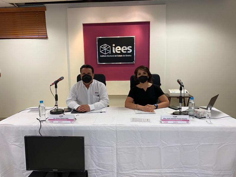 IEES asignó las 16 diputaciones de representación proporcional