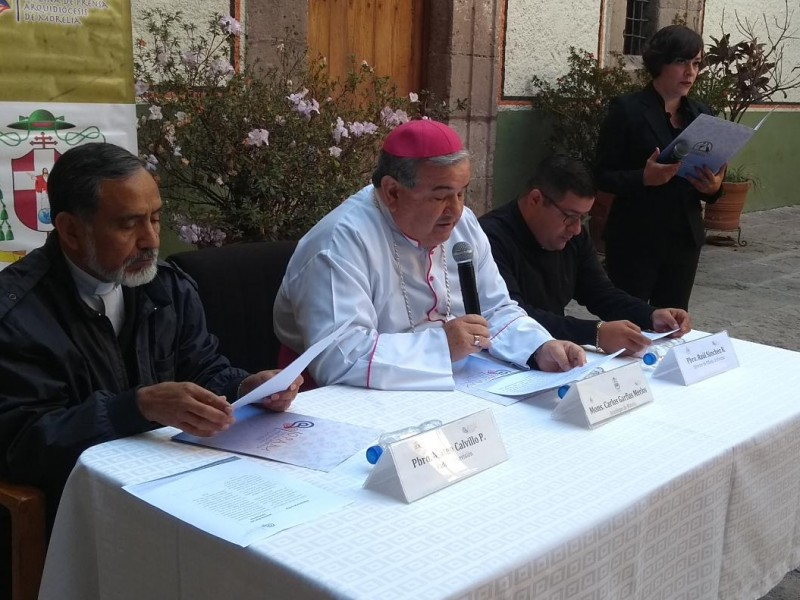 Iglesia católica a favor del combate al Huachicoleo