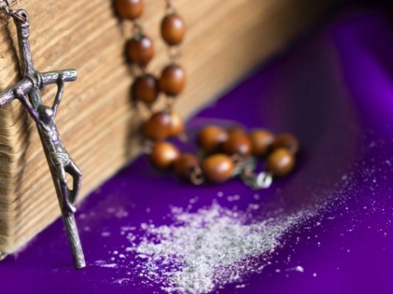 Iglesia católica abrirá sus puertas para la colocación de ceniza