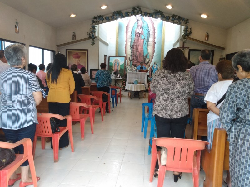Iglesia católica conmemora Día de la Raza