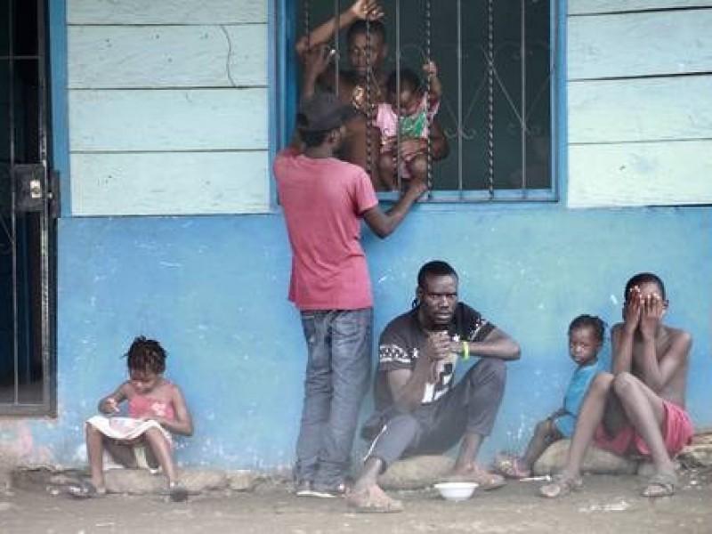 Iglesia Católica pide trato humanitario a migrantes
