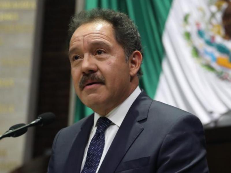 Ignacio Mier continuará como coordinador de Morena en San Lázaro