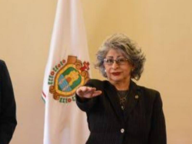 Ilegal destitución de Sofía Martínez:Abogado