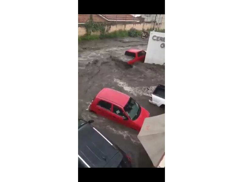 Meganoticias Fuertes Inundaciones Tras Tormenta En