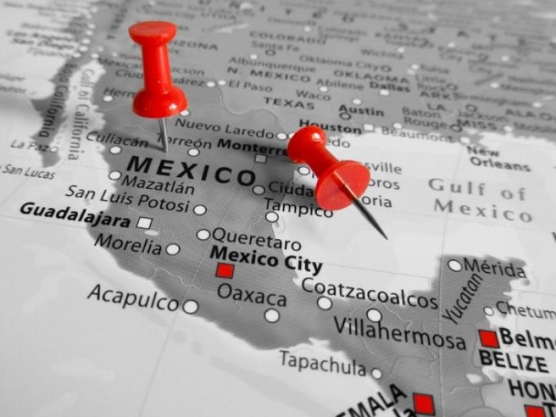 Canadá advierte viajar en 13  estados de México