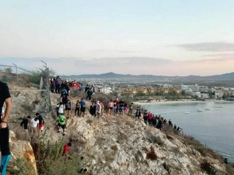 IMPACTO ECOLÓGICO A FLORA Y FAUNA DEL ARCO POR VISITAS