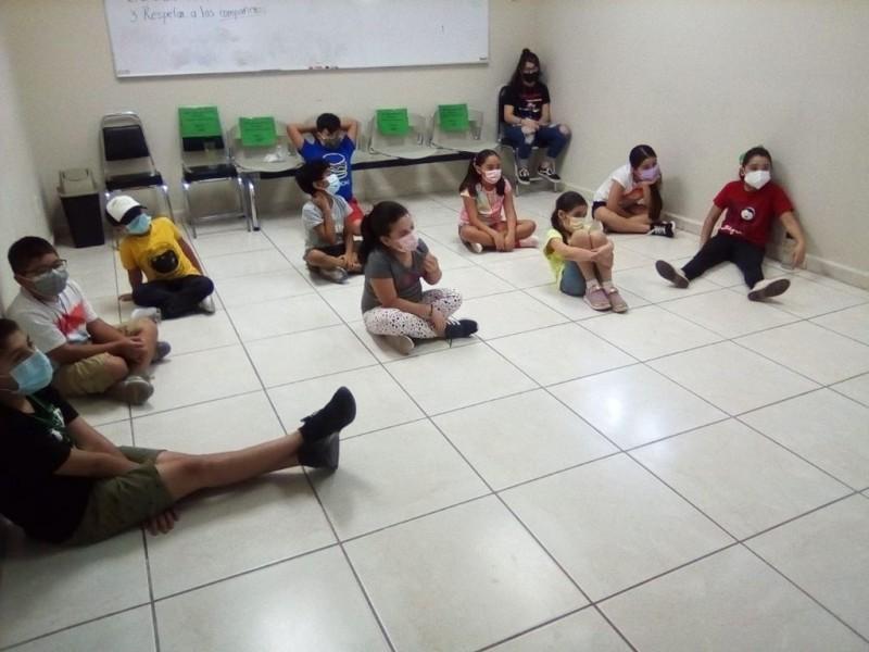 Imparte Centro de Control Animal plática a niños