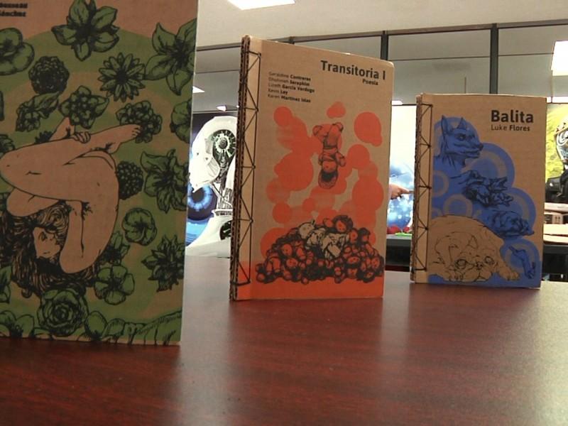 Imparten taller de encuadernación para publicar libros