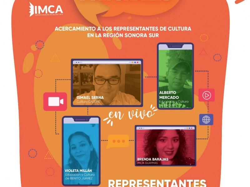 Impartirá IMCA charlas culturales por Facebook