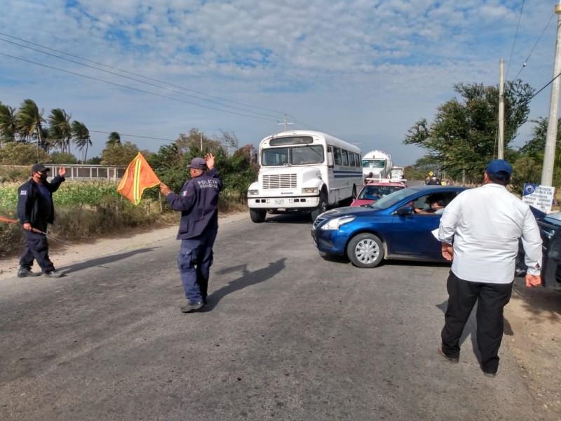 Impiden acceso a foráneos en Santa María Xadani