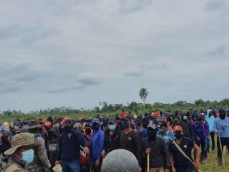 Impiden búsqueda de avioneta ilegal en Guatemala