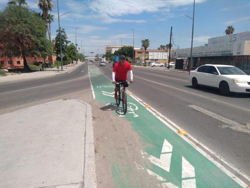 Implan elabora manual para uso seguro de ciclovías