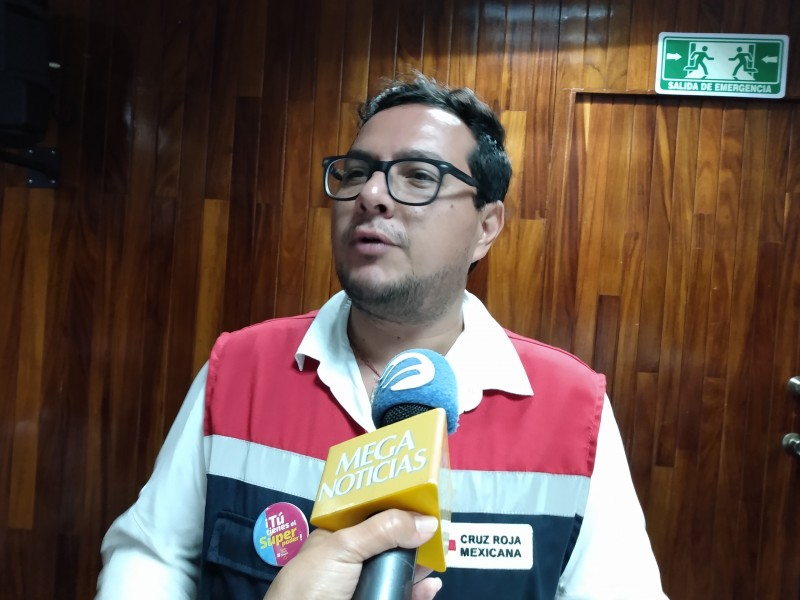 Implementa Cruz Roja protocolo para prevenir coronavirus