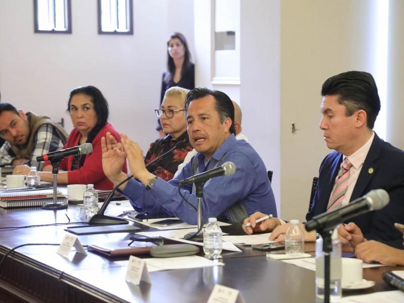 Implementa Gobierno de Veracruz 4 medidas contra COVID-19