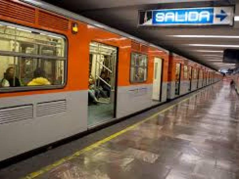 Implementa Metro marcha de seguridad por lluvias