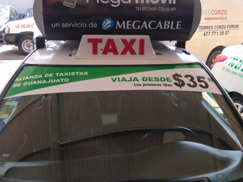 Implementan aplicación taxistas de León