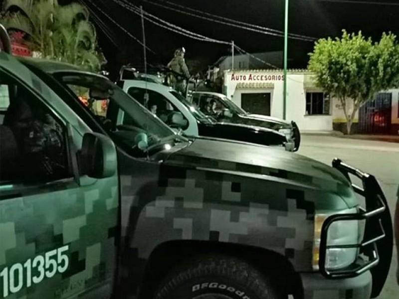 Implementan autoridades operativos en la región Sierra