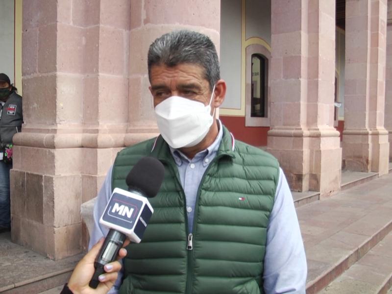 Implementan limpieza en cementerios de Zacatecas
