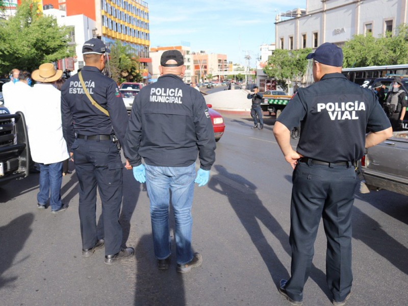 Implementan municipios toques de queda en Zacatecas